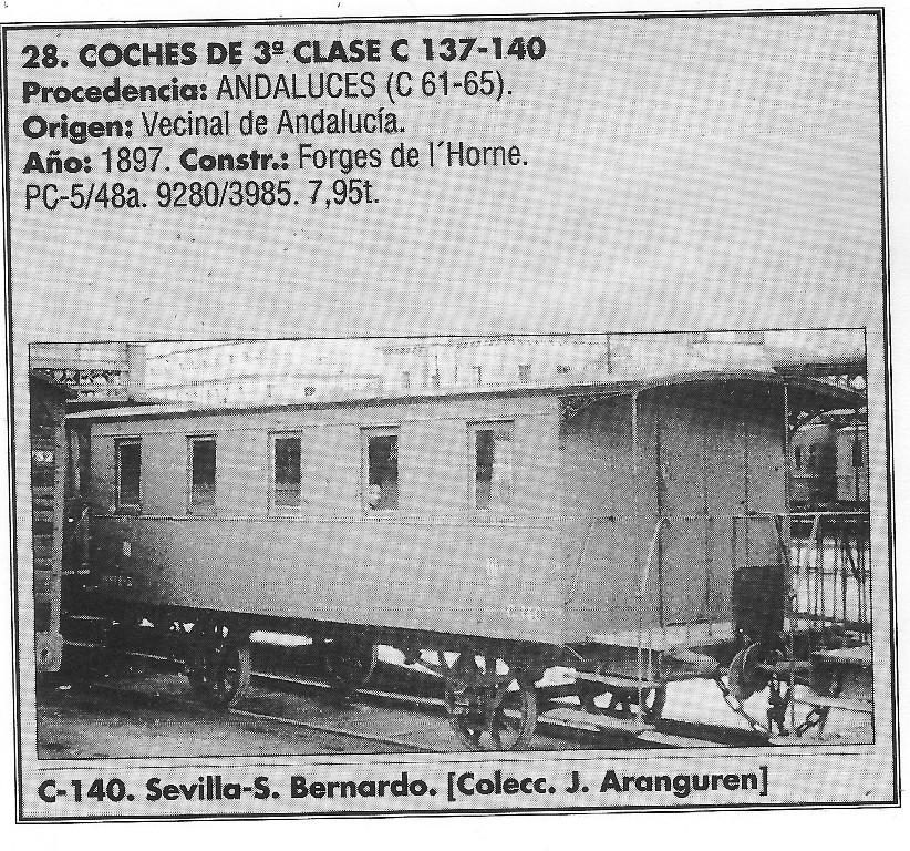 Coche de 3ª C 137-40