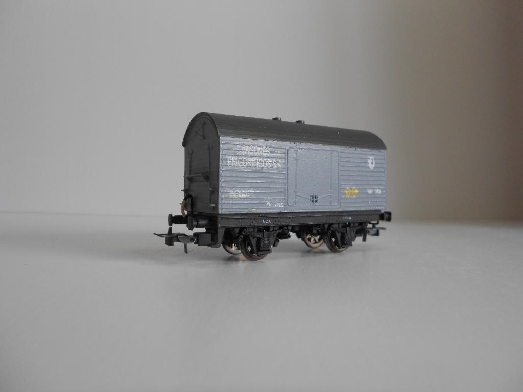Vagon frigorifico Corto