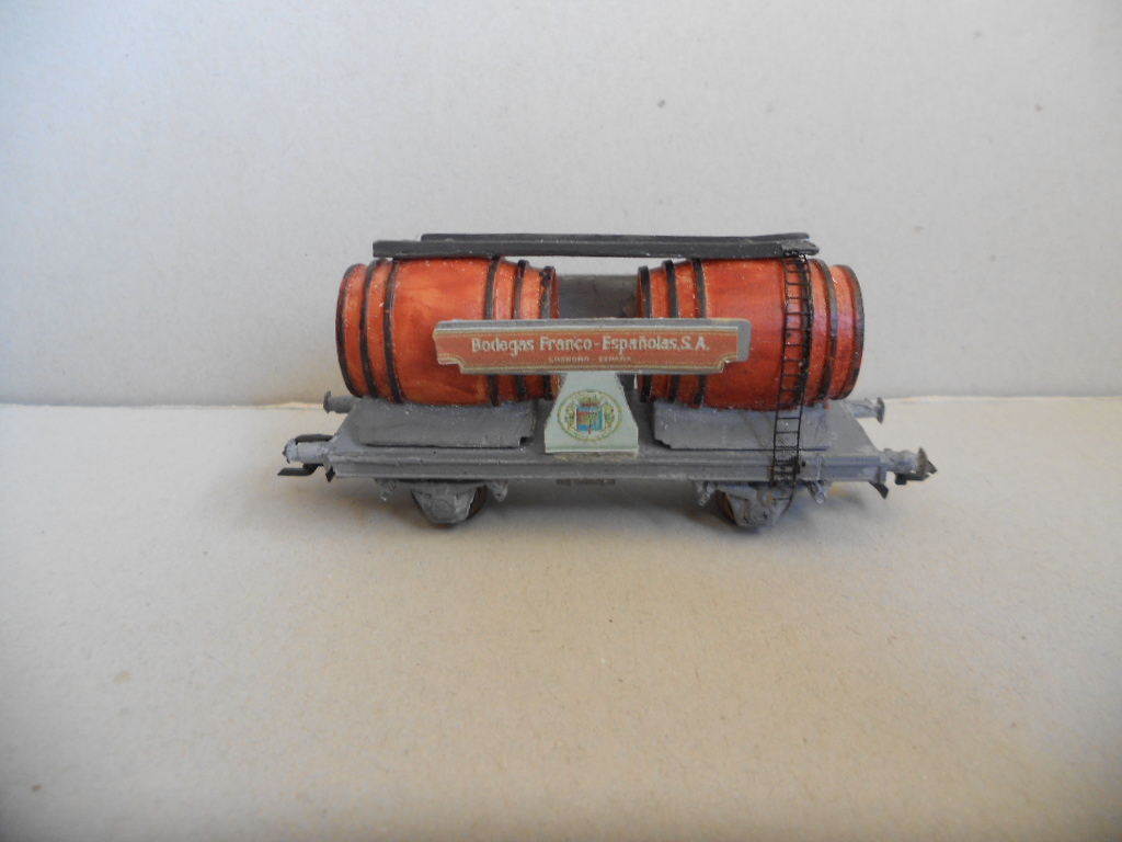 Vagon cubas Medianas