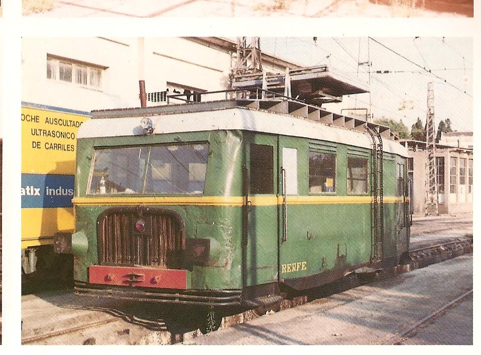 Zaragoza Dresina WLD113