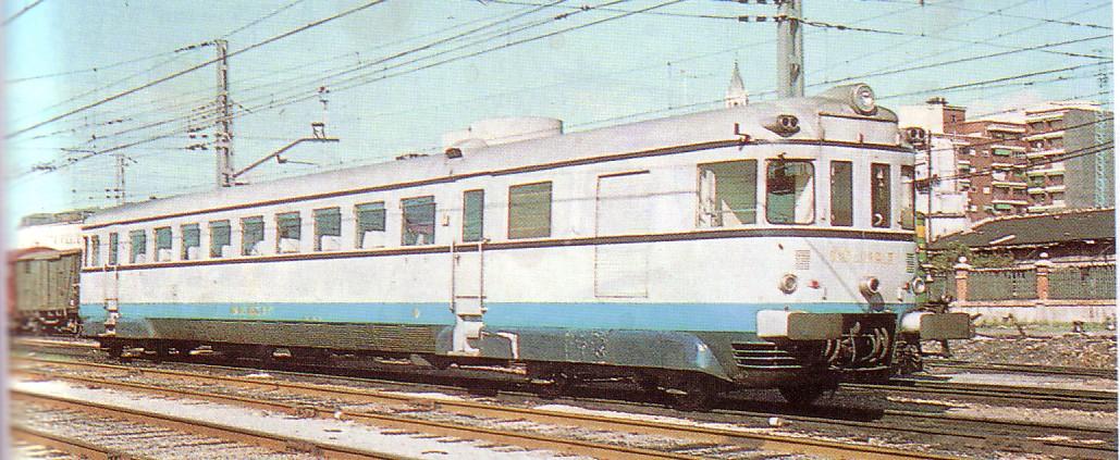 Automotor TAF  S/9541-9550
