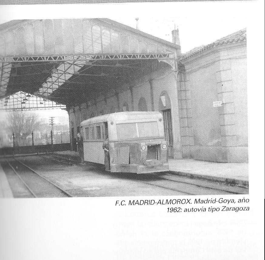"""Autom. Zaragoza """"Almorox"""""""