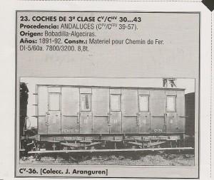 coche C 36