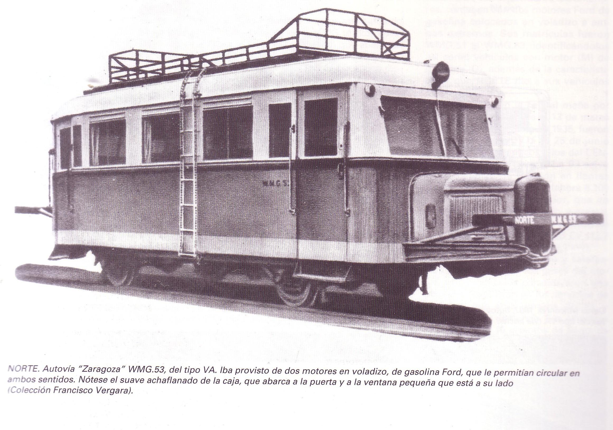 Automotor Zaragoza RENFE