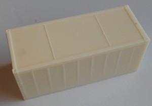 Contenedor de 6 Pies 70 x 28 x 28 mm