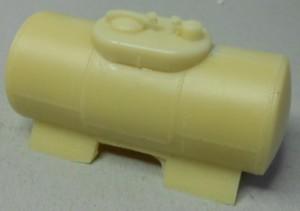 Cisterna corta boca de llenado ancha 60 x 25 mm