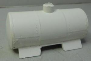 Cisterna corta dos cunas 60 x 25 mm