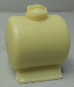 Cisterna pequeña con Remaches 30 x 25 mm