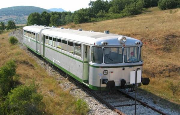 Ferrobus Intercomunicado S/591 de RENFE