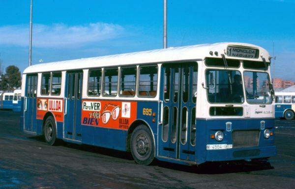 Autobus Pegaso 6035