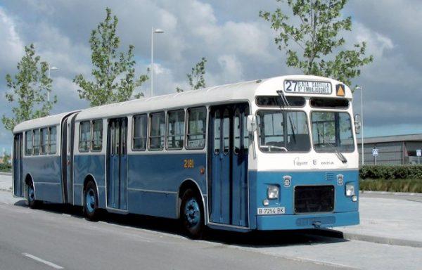 """Autobus Pegaso Articulado 6035A  """"El Gusano"""""""