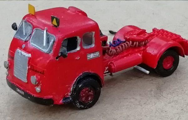 Camiones Pegaso                    Z-701  Mofletes Tractora
